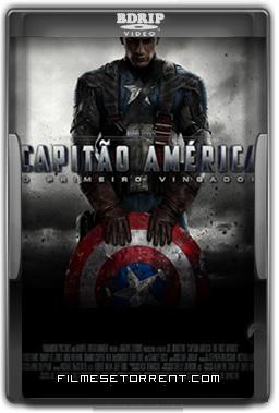 Capitão América O Primeiro Vingador Torrent - BDRip Dual Áudio (2011)
