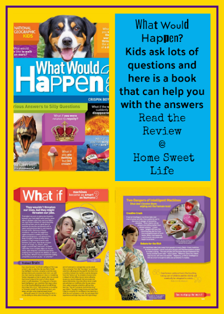 book reviews by teens, what would happen, national geographic kids books