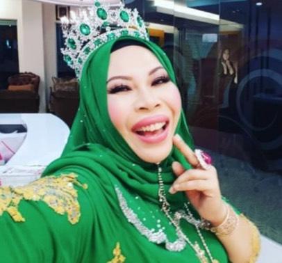DS Vida Komen Pemberian Lagu GV Macam Nyanyi Pasar Malam