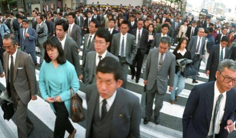 Rahasia Umur di Jepang