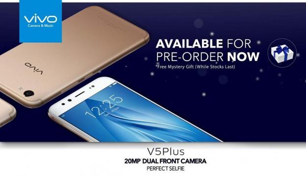Harga Vivo V5 Plus dan Spesifikasi