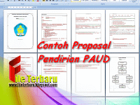 Download Contoh Proposal Pendirian PAUD doc