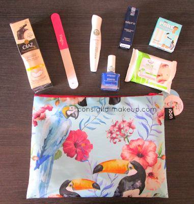 mybeautybox aprile 2016 the perfect beauty case prodotti