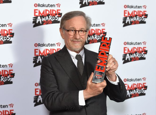 steven spielberg empire award
