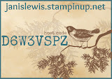 Host Code for Stampin' Up! Orders