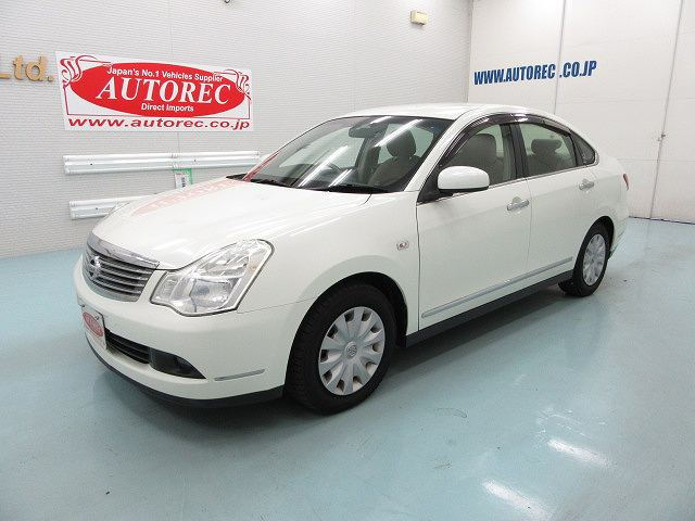 2007 Nissan Bluebird Sylphy For Bahama To Nassau Japanese Vehicles