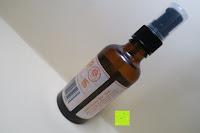 hinten: Radiant Life pures Vitamin E Öl - Huile de Beauté Pure, Naturelle et Organique à la Vitamine E de Radiant Life, le meilleur pour la peau, les cheveux, les ongles et les lèvres. Répare et régénère la peau et les cicatrices, hydrate, renforce et traite les ongles et les cheveux. Huile de beauté 4-en-1