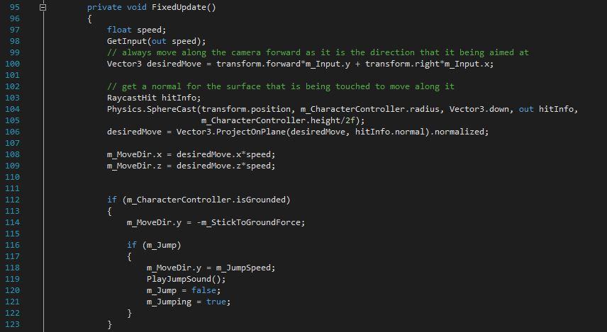Fragmento de código de HospiHunt
