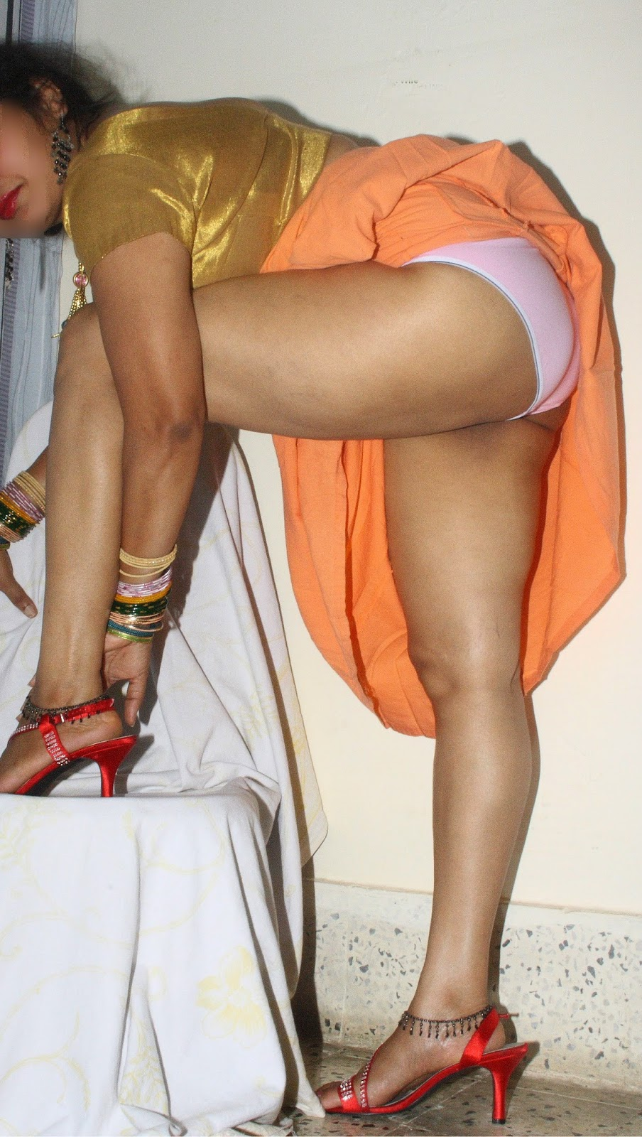 Those on! Indian fat upskirt fat pussy thank for