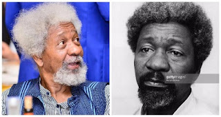 PHOTO: Check out throwback pictures of Wole Soyinka as he turns a year older today (83yrs)