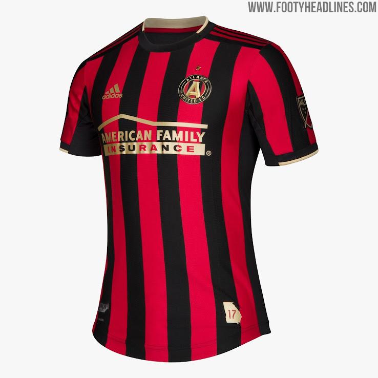 sale retailer a6e50 6aabb Atlanta United 2019 Home Kit Released - Footy Headlines