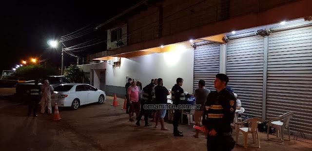 Operação Lei Seca autua 07 condutores por embriaguez no feriado em Guajará-Mirim
