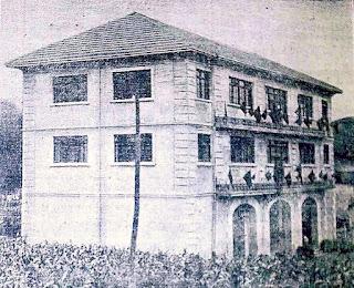 escuela de la cruz de galdakao