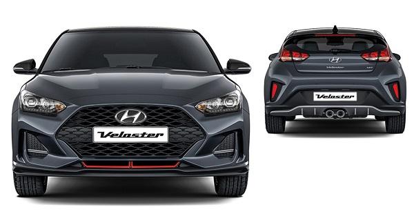 Hyundai Veloster 2019 Argentina
