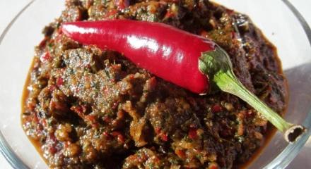 Megrelian cuisine georgia