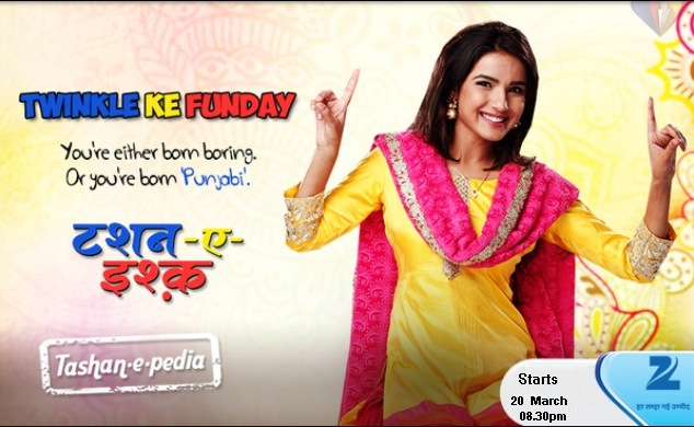 'Tashan-e-Ishq' Serial on Zee Anmol Wiki Plot,Promo,Cast ,Title Song,Timing