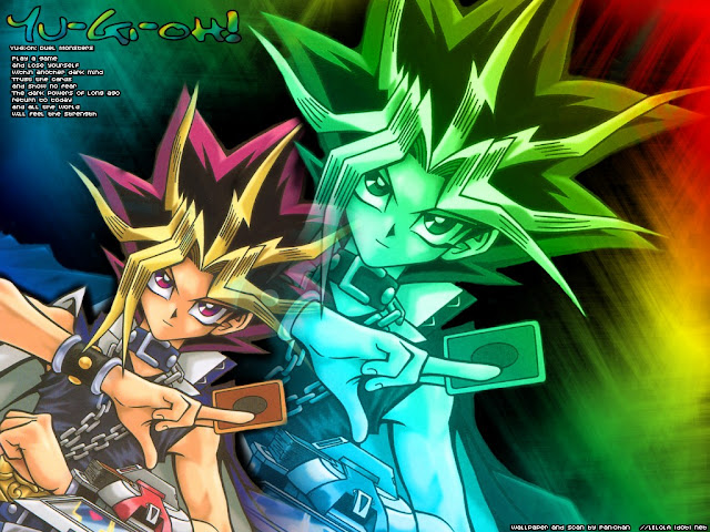 Yu Gi Oh Anime Wallpaper Hd Wallpaper Pic Collections