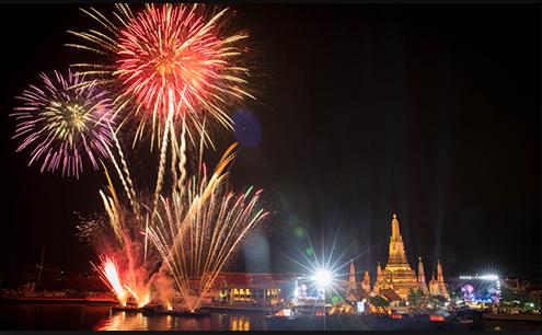 Where Are You Going To Join Countdown To New Year 2016? : คุณจะไปเคาท์ดาวนฺปีใหม่(2016)ที่ไหนหรือครับ