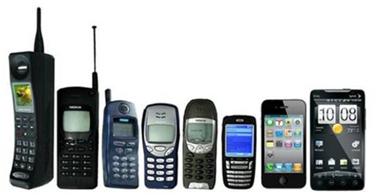 Generaciones de las Tecnologías Móviles