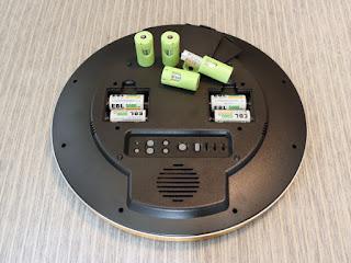 EBL 充電式ニッケル水素電池 単2形 5000mAh ITM-720NJ-7JF