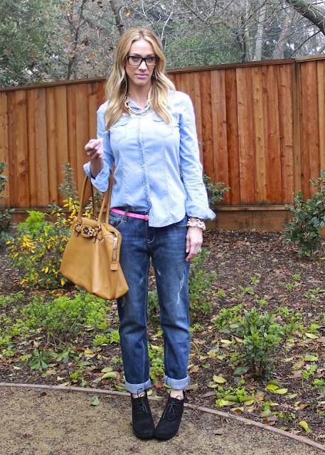 denim boyfreind jeans