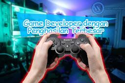 10 Game Developer/Publisher dengan Penghasilan Terbesar di Dunia