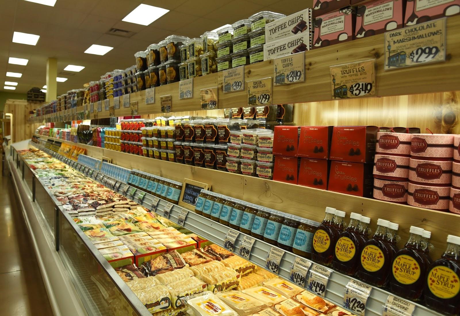 Shoreline area news inside the new shoreline trader joe 39 s for Trader joe s fish