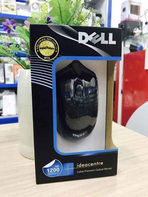 22,5k - Chuột có dây Dell, HP, Sovy Vaio, Acer hộp lớn giá sỉ và lẻ rẻ nhất
