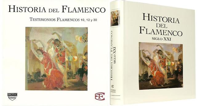 JUAN TALEGA HISTORIA DEL FLAMENCO - TESTIMONIOS FLAMENCOS TARTESSOS 1996