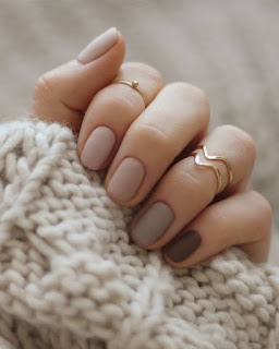and also the fall and winter trends for nails this year and these stunning matte beauties 26 Cool Matte Nail Art Designs Ideas to Copy in 2020