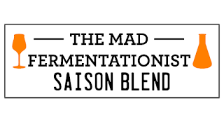 Mad Fermentationist Saison Blend!