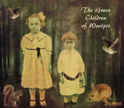 as crianças verdes da espanha