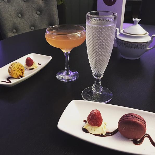 Cup tearoom Edinburgh review