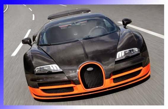 Gambar Mobil Sport Bugatti Veyron