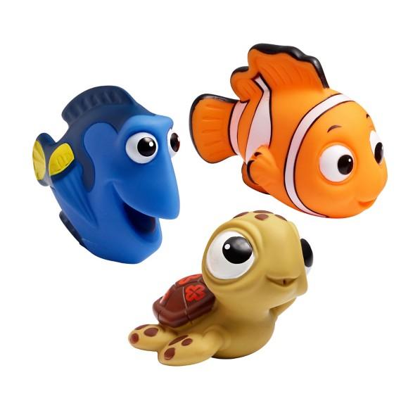 Nemo Bath Toys