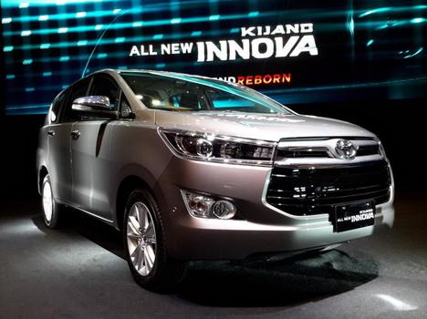Spesifikasi dan harga Toyota Kijang Innova Terbaru
