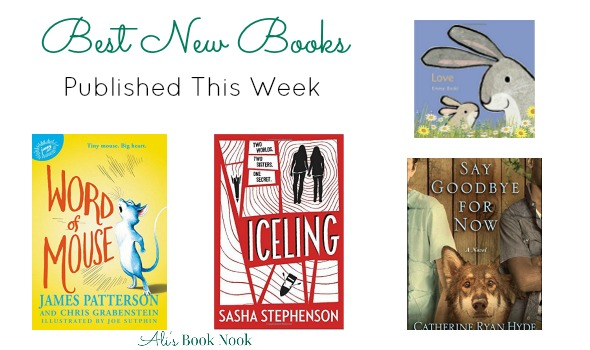 wonderful New books for children, teens and adults