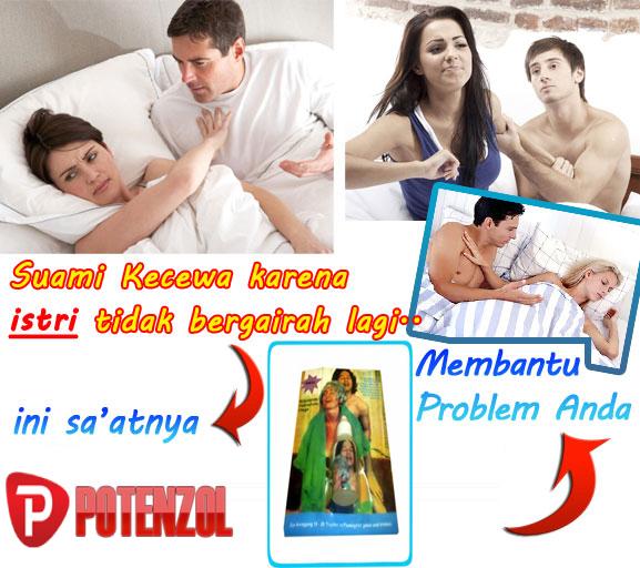 Obat Perangsang Wanita Potenzol Cair