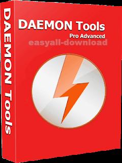 DAEMON Tools Pro 8.0.0.0631 [Full Patch] โปรแกรมจำลองไดร์ฟ