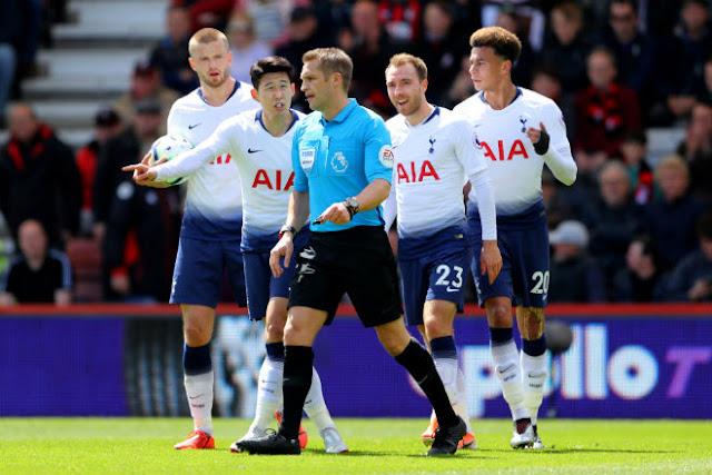 Tottenham bại trận, MU hy vọng: Đua top 4 Ngoại hạng Anh nghẹt thở ra sao? 1