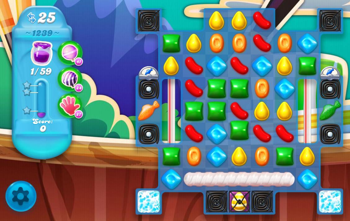 Candy Crush Soda Saga level 1239