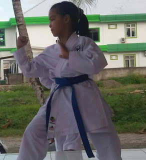 Ildha Yusuf, Atlet Karate Cilik Asal Luwu Ini Bertabur Prestasi