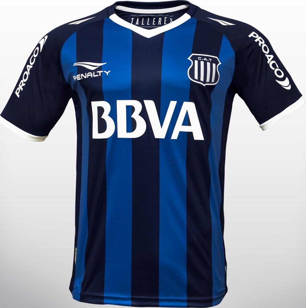 89eeab0831892 Penalty lança nova camisa reserva do Talleres de Córdoba - Show de ...