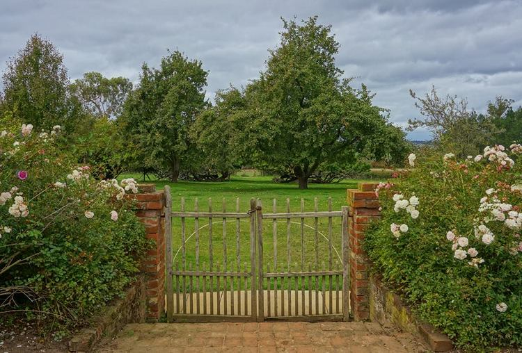 Brickendon Historic Farm and Garden. Tasmania. Australia