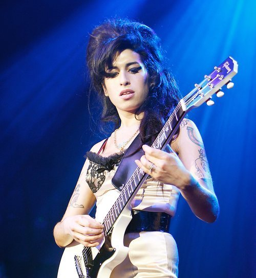 Concert Amp Live Amy Winehouse Carling Academy Newcastle