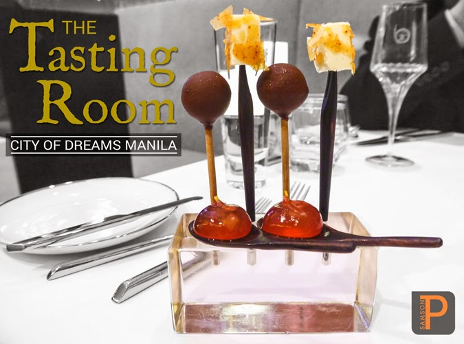 The Tasting Room at the City of Dreams Manila