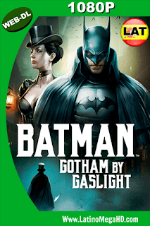 Batman: Gotham: Luz de Gas (2018) Latino HD WEB-DL 1080P - 2018