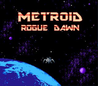 Metroid rogue dawn nintendo nes