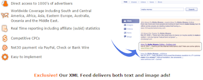 Bidvertiser XML Feeds