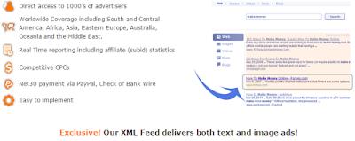Bidvertiser XML Feeds